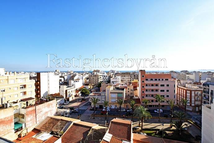 Bild: 3 rum bostadsrätt på Utsikt över stad och hav!, Spanien Torrevieja | Costa Blanca