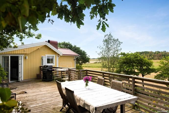 Bild: 2 rum fritidshus på Eskils Lycka 6, Göteborgs kommun Säve-Kvillehed