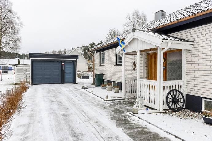 Bild: 6 rum villa på Skolgatan 29, Värnamo kommun FORSHEDA