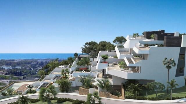 Bild: 6 rum bostadsrätt på Lägenhet i Benahavís, Málaga, Spanien Benahavís
