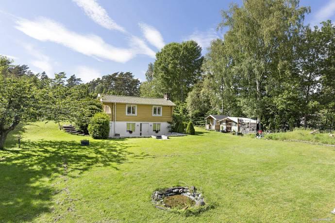 Bild: 7 rum villa på Onsala Jättegrytsväg 33, Kungsbacka kommun Onsala Gräppås