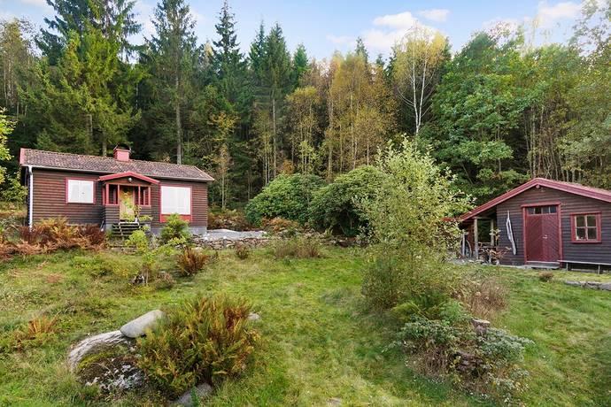 Bild: 3 rum villa på Flygsnäs Mosstorp, Marks kommun Hällingsjö