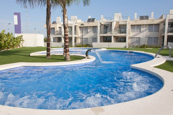 Bild: 2 rum villa på Lägenheter i modernt stil vid Mar menor, Spanien Los Urrutias - Los Alcazares