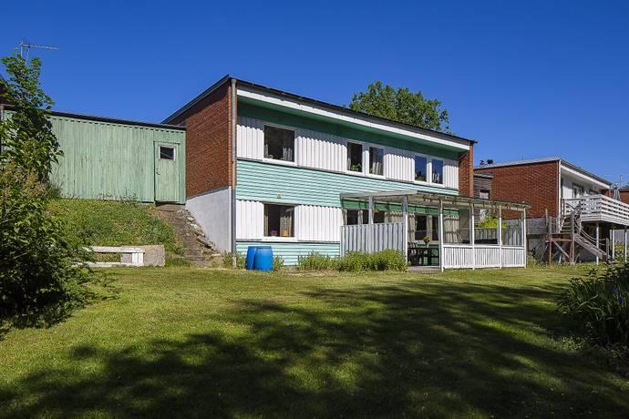 Bild: 6 rum radhus på Leonardsbergsgatan 18, Grums kommun Karlberg