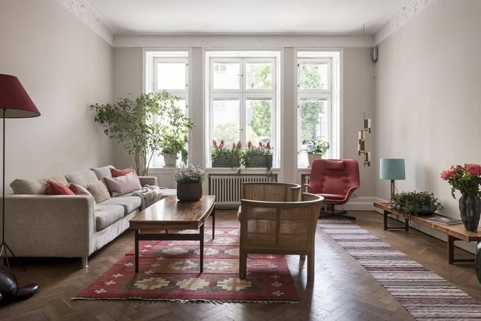 Bild: 3 rum bostadsrätt på Östermalmsgatan 42, Stockholms kommun Östermalm