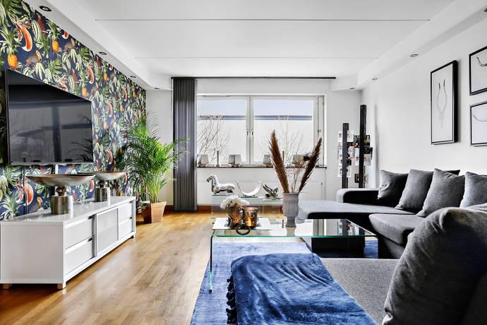 Bild: 3 rum bostadsrätt på Dalhemsvägen 23B, Helsingborgs kommun Dalhem