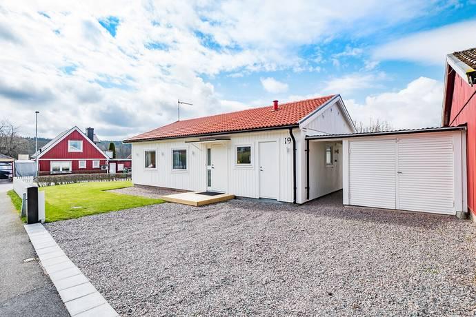 Bild: 3 rum radhus på Baståvägen 19, Vänersborgs kommun Vargön