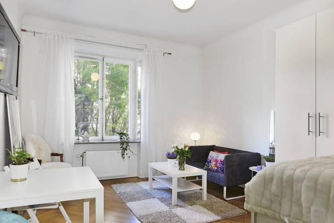 Bild: 1 rum bostadsrätt på Chapmansgatan 5, 1 tr, Stockholms kommun Kungsholmen