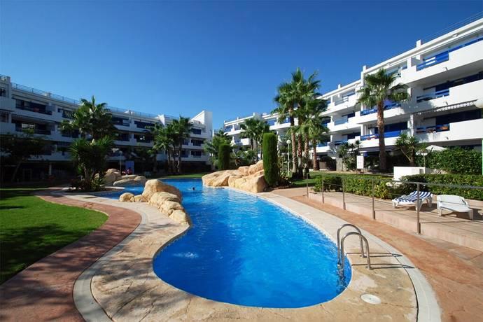 Bild: 4 rum bostadsrätt på Havsnära i Playa Flamenca, Spanien Torrevieja Söder - Playa Flamenca