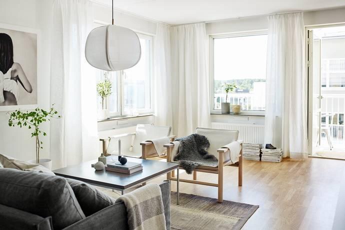 Bild: 2 rum bostadsrätt på Södra Grev Rosengatan 56C, Örebro kommun