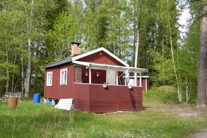 Bild: 1 rum fritidshus på Barkenvägen, Smedjebackens kommun Smedjebacken