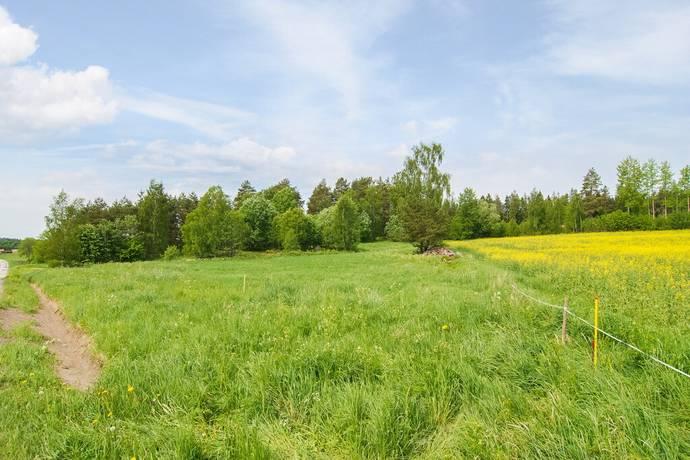 Bild: tomt på Rössla 1:28, Linköpings kommun Skeda Udde