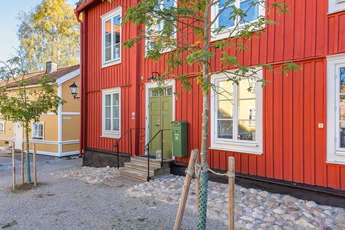 Bild: 4 rum bostadsrätt på Kungshustorget 1A, Strängnäs kommun Mariefred