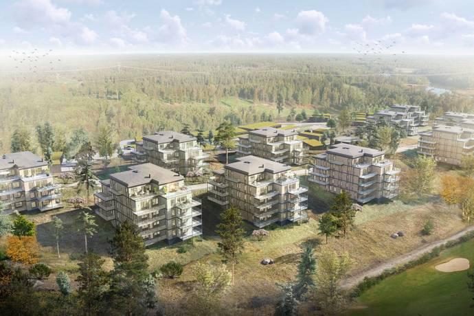 Bild från Kallfors Höjder - Drömmen om en helt ny bostad i fantastisk miljö lever vidare - Välkomna till Kallfors Höjder 3!