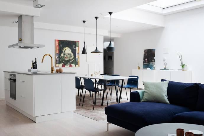 Bild: 3 rum bostadsrätt på Hagagatan 50, Stockholms kommun Norrmalm