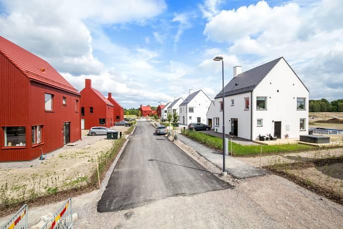Bild: villa på Runstensvägen 27 (Kimstad kyrkby tomt 20), Norrköpings kommun