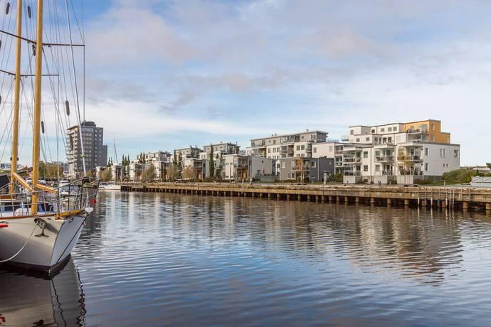 Bild: 4 rum bostadsrätt på Stuvaregatan 30B, Gävle kommun Gävle Strand