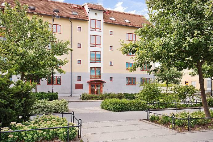 Bild: 2 rum bostadsrätt på Dragonvägen 37, Upplands Väsby kommun Centralt