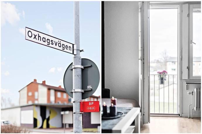 Bild: 1 rum bostadsrätt på Oxhagsvägen 22, Kristianstads kommun Sommarlust