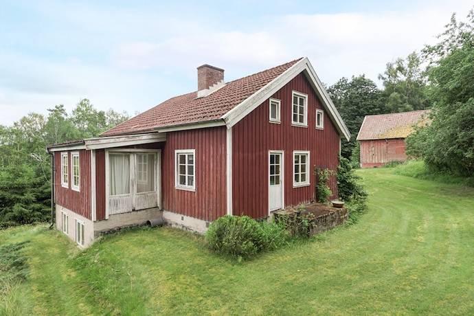 Bild: 4 rum villa på Loo 367, Alingsås kommun