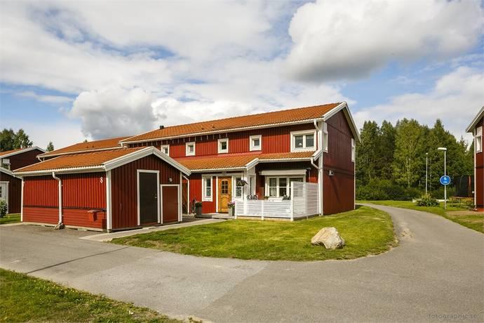 Bild: 4 rum radhus på Dammgränd 8, Bodens kommun Bodforsen