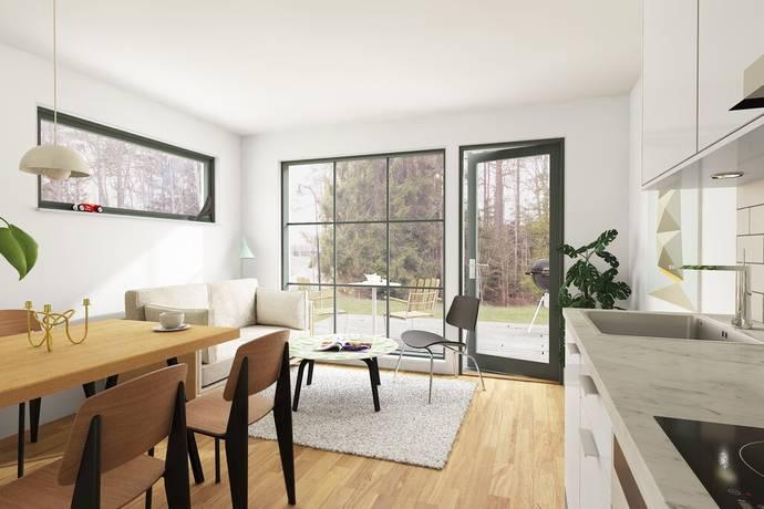 Bild: 1 rum villa på Vindvägen 13C, Huddinge kommun Glömsta