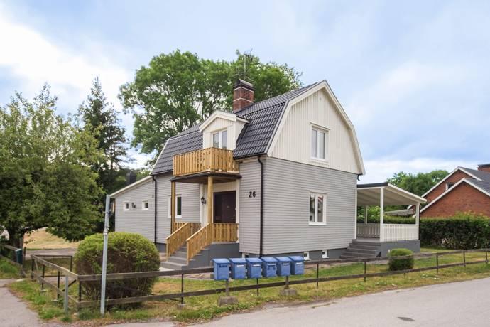 Bild: 5 rum villa på Torebergsvägen 26, Askersunds kommun Askersund