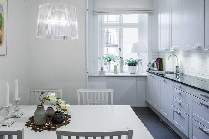 Belysning Arbetsbank Kok : bygga arbetsbonk kok  Storgatan 34 Bostadsrottslogenhet till salu