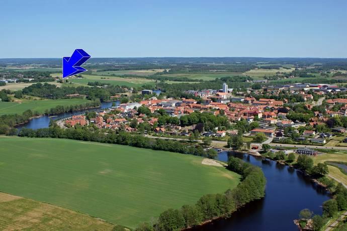 Bild: tomt på Söderläget - Bonnarpsområdet - TOMTER -, Laholms kommun Laholm