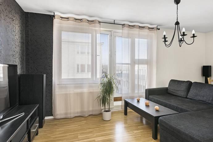 Bild: 2 rum bostadsrätt på Bofinksvägen 16, Västerås kommun Råby
