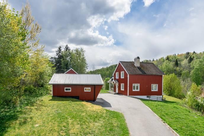 Bild: 5 rum villa på Muggedalsgatan 5, Bengtsfors kommun
