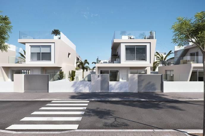 Bild: 4 rum villa, Spanien Mil Palmeras