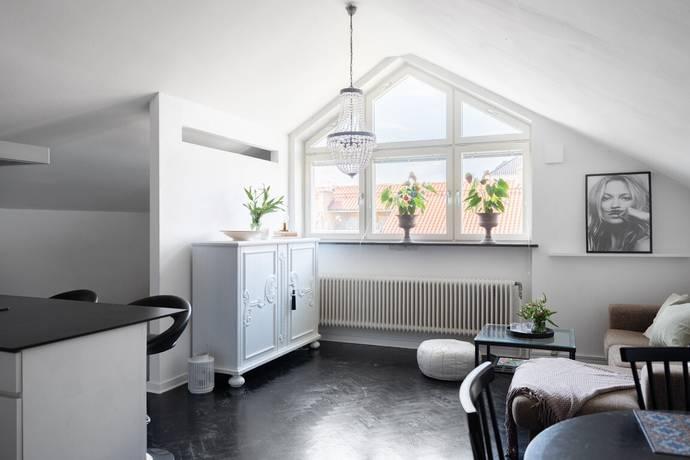 Bild: 1 rum bostadsrätt på Roslins Väg 14 C , Malmö kommun Ribersborg