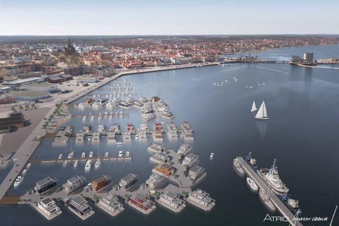 Bild från Skeppsbrostaden - Västervik Aqua Village - Centralt drömboende på vattnet