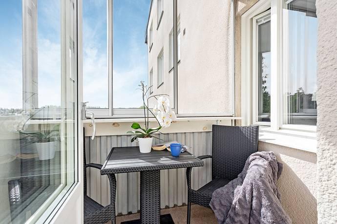 Bild: 4 rum bostadsrätt på Abraham Bäckgatan 13 D, Söderhamns kommun SÖDERHAMN