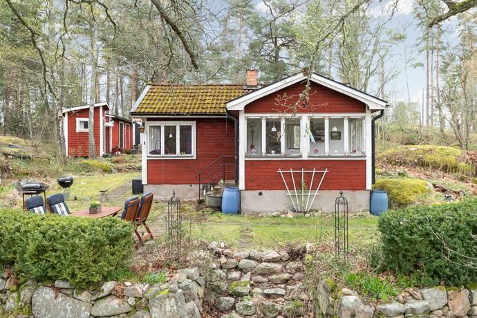 Bild: 1 rum fritidshus på Bivråksvägen 4, Norrköpings kommun Öbonäs/Gamla Ö