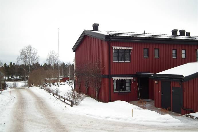 Bild: 4 rum radhus på Allén 2A, Mora kommun Kristineberg