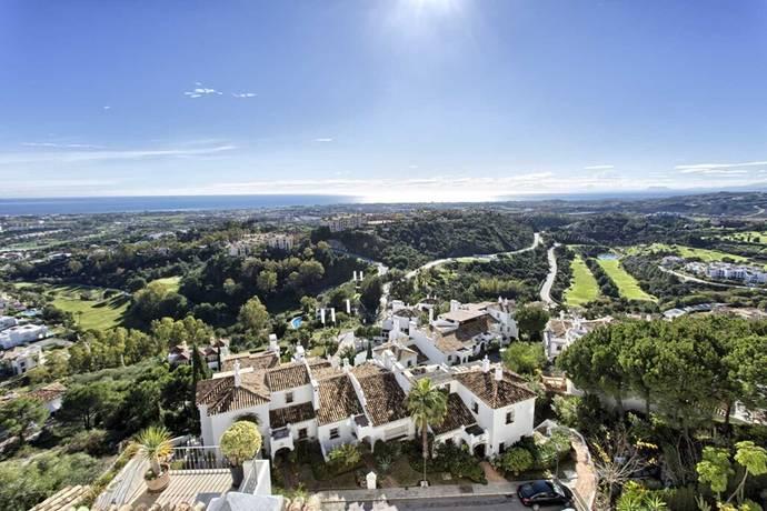 Bild: 5 rum bostadsrätt på Fantastisk penthouse med vacker panorama vy!, Spanien Benahavis
