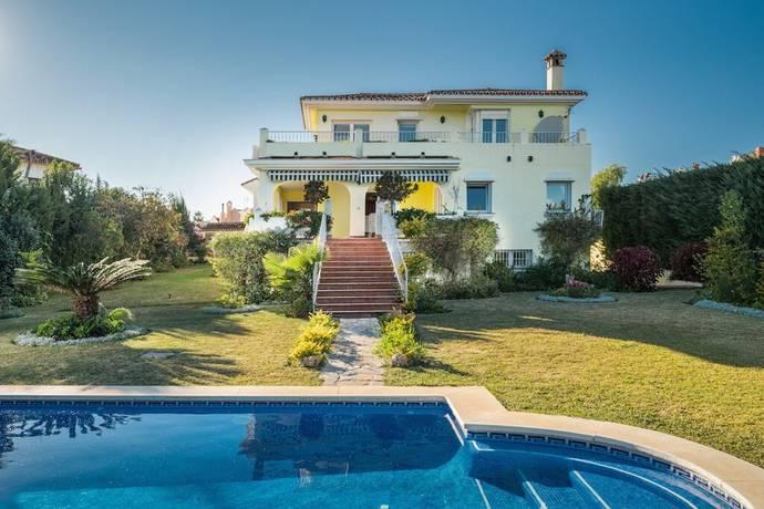 Bild: 5 rum villa på Stor och fin villa med härlig utsikt, Spanien Marbella - Atalaya