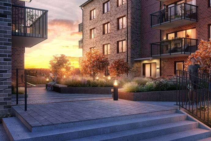 Bild: 4 rum bostadsrätt på Tollare, Nacka kommun Tollare