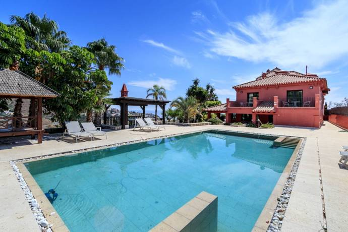 Bild: 9 rum villa på Costa del Sol, Almuñecar, Spanien