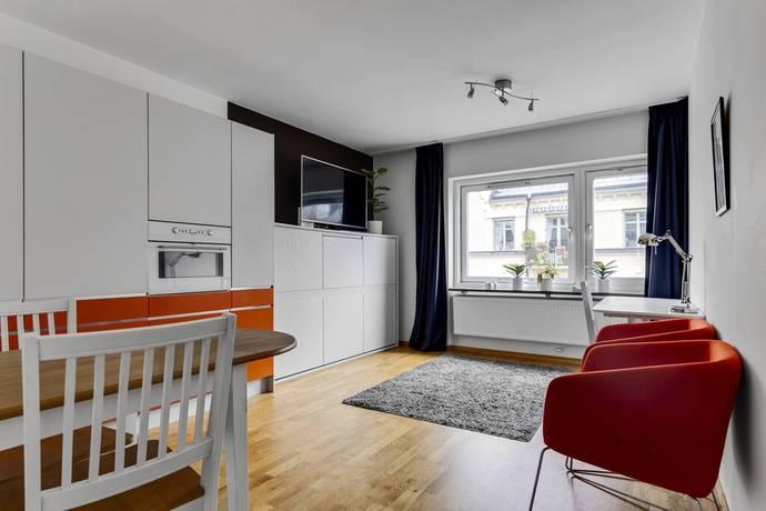 Bild: 1 rum bostadsrätt på Rådmansgatan 46, Stockholms kommun Norrmalm