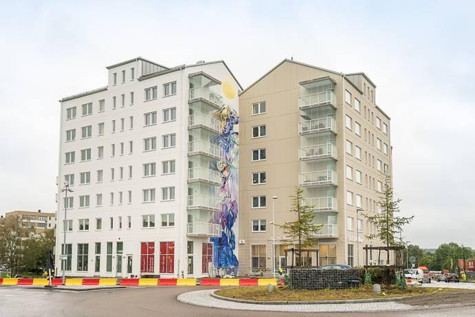Bild: 1 rum bostadsrätt på Gunnarsberg 5B, Kungälvs kommun Kungälv Centralt