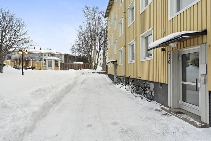 Bild: 2 rum bostadsrätt på Barrgatan 1 C, Luleå kommun Bergviken