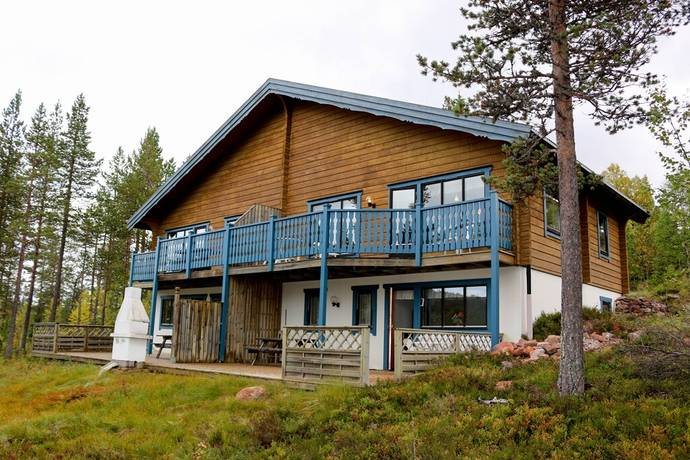 Bild: 12 rum fritidshus på Jossivägen 49, Malung-Sälens kommun Flatfjällsåsen, Sälen
