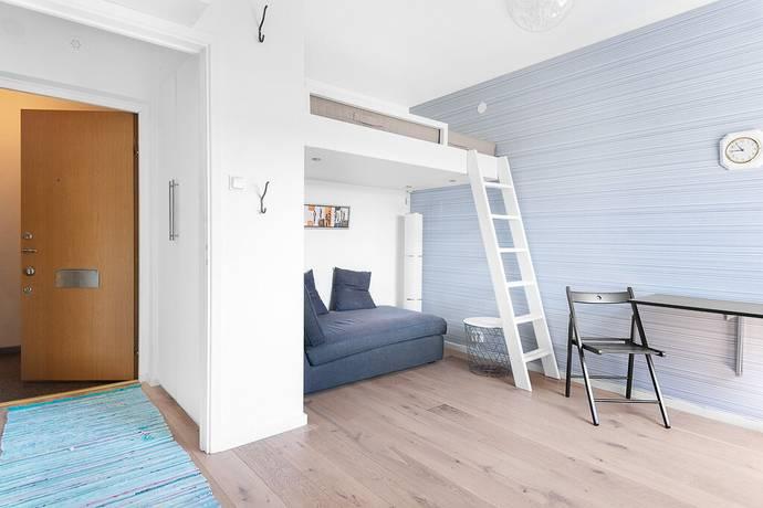 Bild: 1 rum bostadsrätt på Bildradiogatan 4, Göteborgs kommun Järnbrott