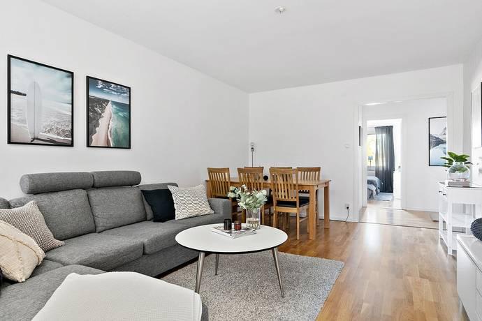 Bild: 2 rum bostadsrätt på Skogslyckegatan 50, Linköpings kommun JOHANNELUND