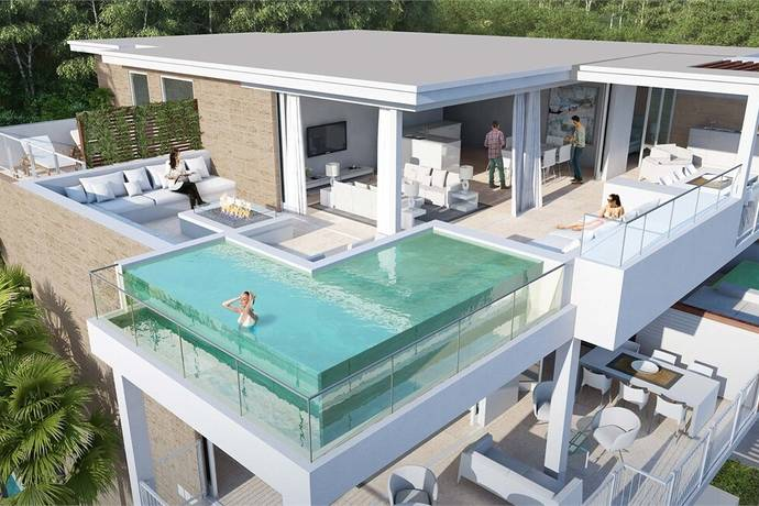Bild: 4 rum bostadsrätt på Nyproduktion La Cala, Spanien La Cala de Mijas | Mijas Costa