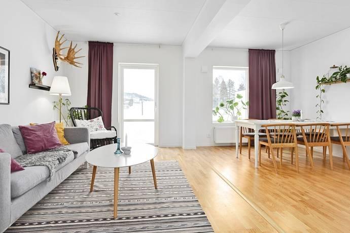 Bild: 4 rum radhus på Kvarnstigen 24 B, Vännäs kommun Vännäsby