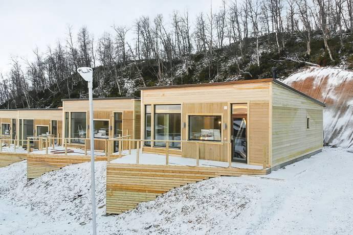Bild: 4 rum fritidshus på Klippkanten lott KK 14C, Storumans kommun Hemavan/Birke